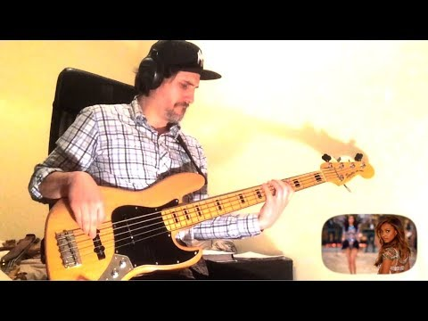 Michael Krásný - 24k Magic - Bruno Mars - Bass cover by Michael Krasny