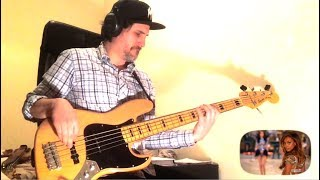 Video 24k Magic - Bruno Mars - Bass cover by Michael Krasny