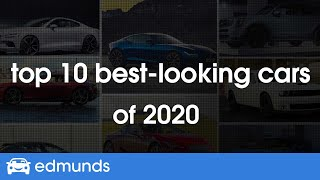 Top 10 Best-Looking Cars of 2020 — According to Edmunds' Mark Takahashi