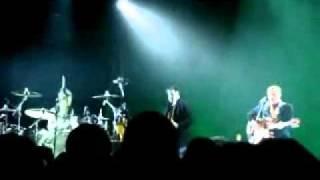 Damien Rice  - Happy Joe Green - Live improvisation