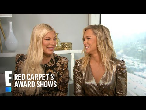 "Tori Spelling & Jennie Garth Play ""9021-No or 9021-Oh Yeah"" 