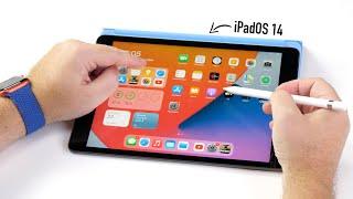 Самый дешевый iPad 2020 (8G) и iPadOS 14 - распаковка, звонок бабушке и что там нового...