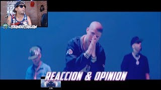 Nicky Jam X Bad Bunny X Arcangel   Satisfacción (Video Official)   Reaccion