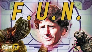 A PvP God is Born - Fallout 76