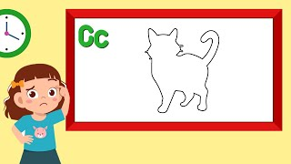 Phonics Alphabet Games | Letter C | Alphabet Game For Kids