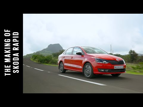 The Making of the Skoda Rapid | Sponsored Feature