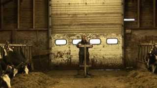 Een dag op de boerderij van boer Martin