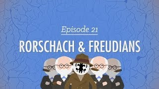 Rorschach&Freudians: Crash Course Psychology #21