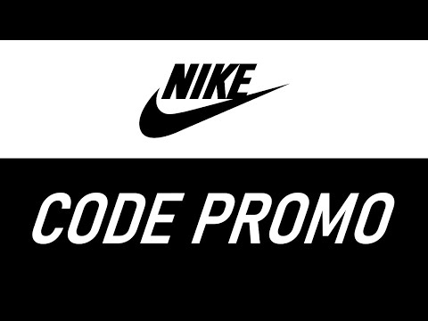Comment utiliser le code promo Nike ?