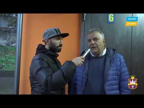 immagine di anteprima del video: BARRESE F.C. Vs Summa Rionale Trieste: Intervista al DG Longobardi