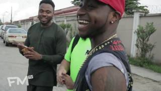 Davido visits his High School Teachers | Freeme TV