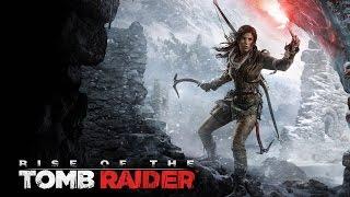 Новая Лара Крофт в Сибири! - Rise of the Tomb Rider. #1