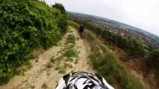 preview picture of video 'Tokaj Kopasz-hegy freeride 2014'