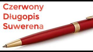 Czerwony długopis = czerwony tusz – o tym pod koniec filmu