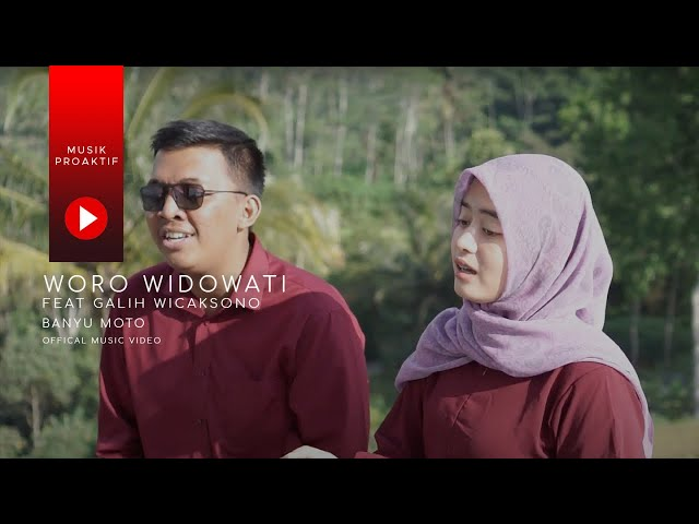 Woro Widowati Ft. Galih Wicaksono - Banyu Moto (Official Music Video)