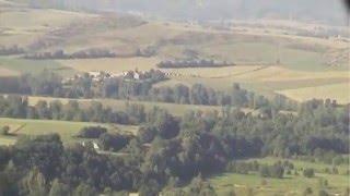 preview picture of video 'Volando en la Cerdanya'