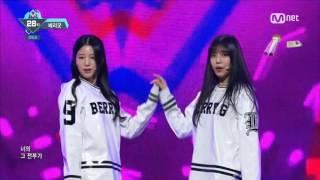 161215 ㅣ Berry Good - Don't Believe ㅣ Mnet M! Countdown