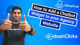 How to Add a Chatbot Widget to your Agency Website