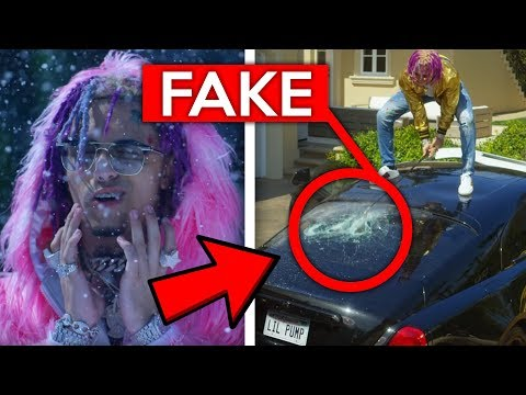 10 Things YOU Missed in Lil Pump -