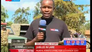 Jubilee in Lare : The ruling coalition is expected to tour the igembe area and Tigania