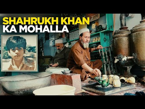 Qissa Khwani Bazaar, Peshawar   Delicious Paye and Special Message for SRK   Pakistani Street Food