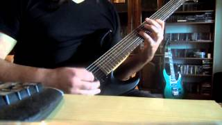 Heavens Damnation-Dissection-Guitar Cover