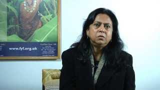 Savitri Sharma, Director of Find Your Feet