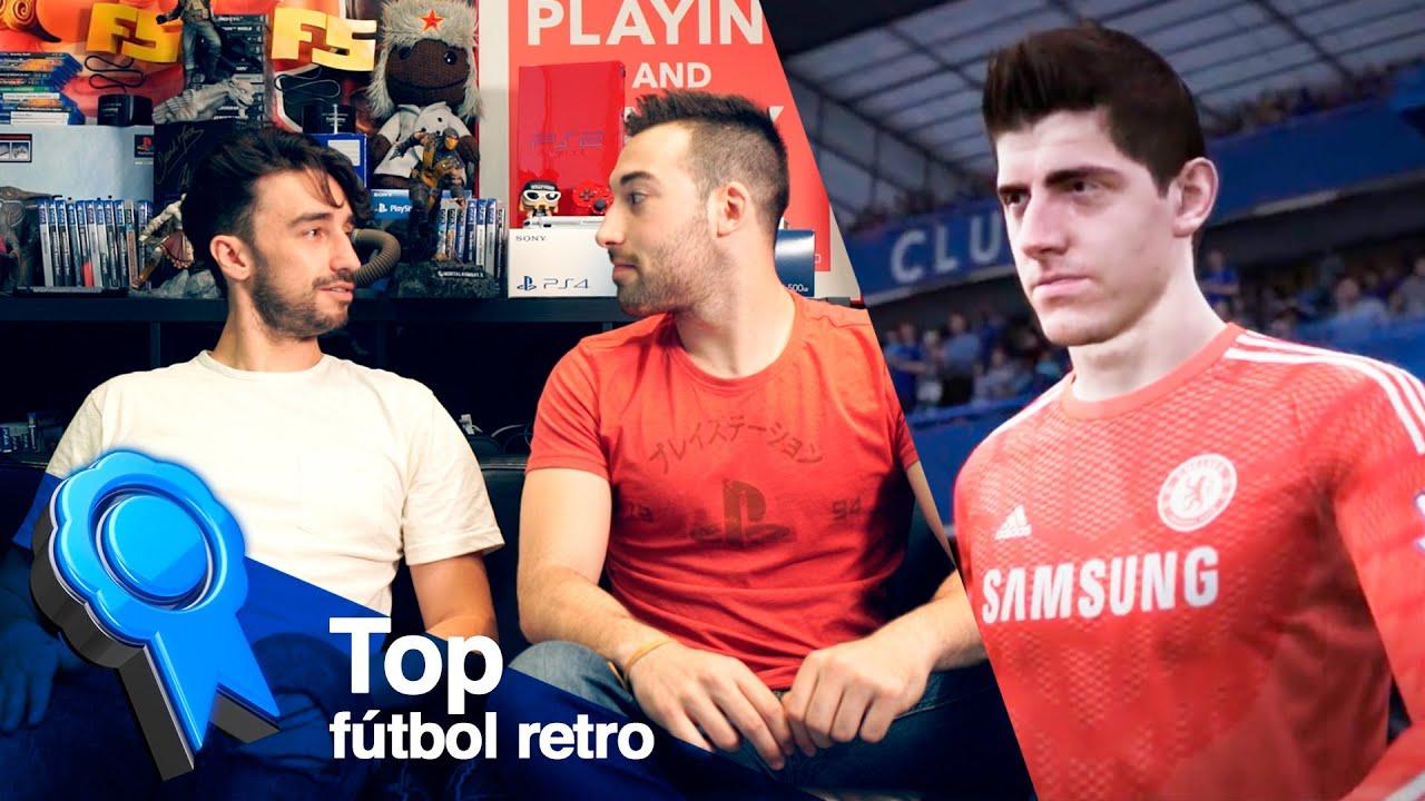 Conexión PlayStation – Del fútbol en 32 bits al 'deporte rey' en PS4