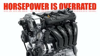 5 Reasons You Shouldn't Care About Horsepower (As Much)