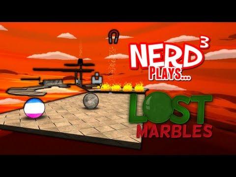 Nerd³ Plays...  Lost Marbles