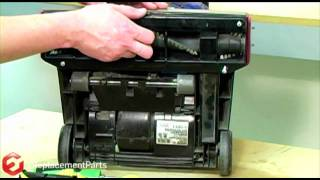 How to Replace the Brush Roll on an Upright Vacuum