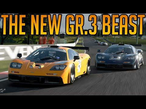 Gran Turismo Sport: The New Beast of Gr.3