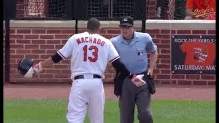 MLB Ejected After Striking Out