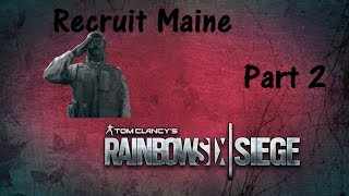 Recruit Main Part 2
