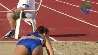Long Jump Women | Czech Republic Athletics 2018 | ᴴᴰ