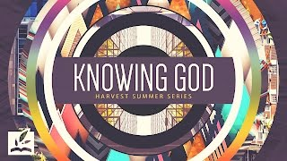 Knowing God:  A Mother Bears This Out - Message One