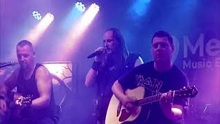 Video Iron Maiden revival Brno - Arc Of Space (Bruce Dickinson) 5.9.20