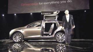 YouTube Video mURbzh9t0_0 for Product Tesla Model X Electric SUV by Company Tesla in Industry Cars