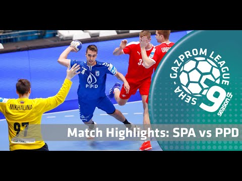Match highlights: Spartak vs PPD Zagreb
