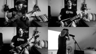Dissection - Night's Blood (Guitar, Bass and Vocal Cover) [Melodic Black Metal]
