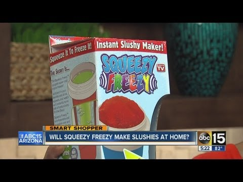 SmartShopper:Cool off with the Squeezy Freezy