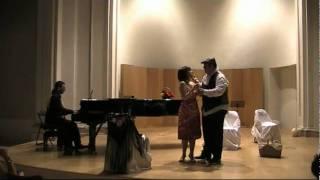 Ese Pañuelito Blanco. (Moreno Torroba). VI Concierto de Alumnos de Juventudes Musicales de Alcalá.