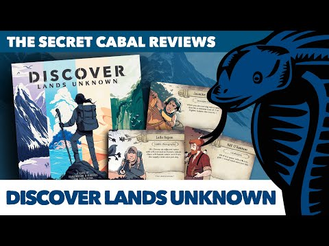 Discover: Lands Unknown Overview and Review