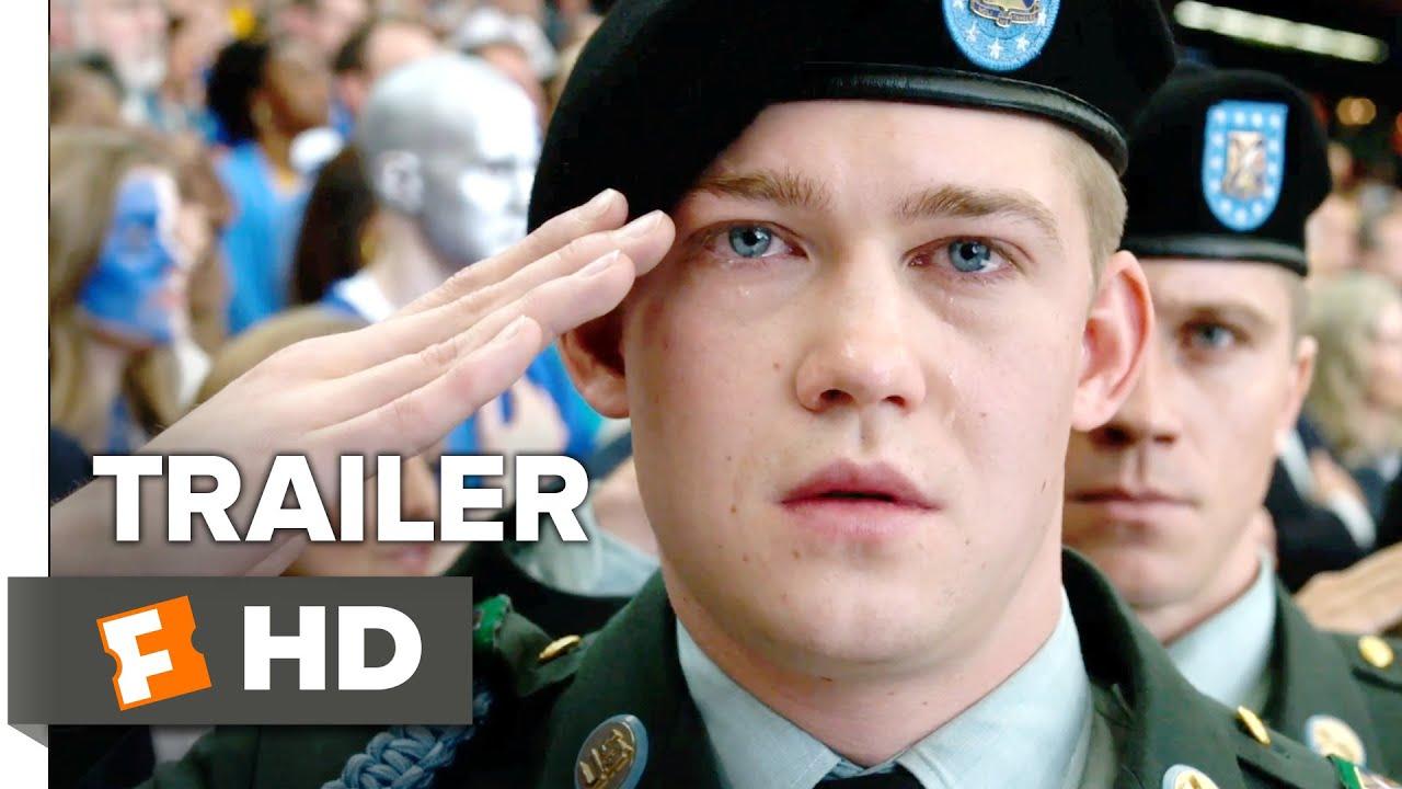 Trailer för Billy Lynn's Long Halftime Walk