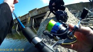 Рыбалка на хищника в донецкой области какие водоемы