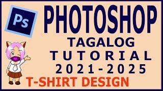 Photoshop Tagalog Tutorial ( T- Shirt Designing )