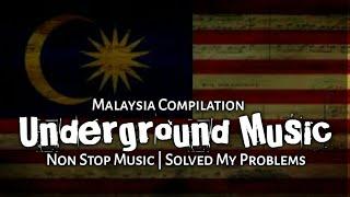 Non Stop Malaysia IndieUnderground Band Music   Part1 Compilation With YT Subtitles Lyrics