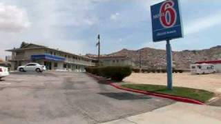 Motel 6 Victorville Video Tour