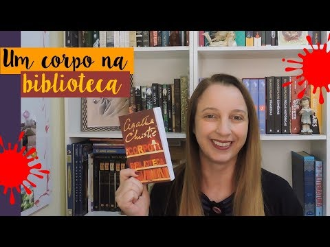 Um corpo na biblioteca (Agatha Christie) | Portão Literário