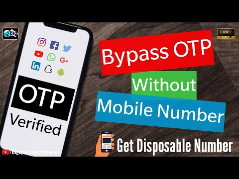 ByPass OTP Verification Using Virtual Phone Numbers [Working Method